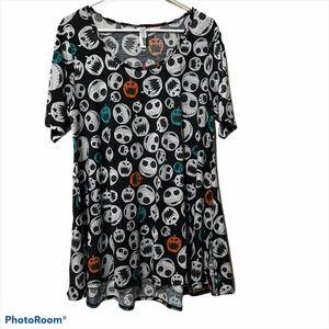 Lularoe jack skellington perfect t shirt top